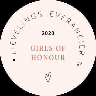 Lievelingsleverancier Girls of Honour